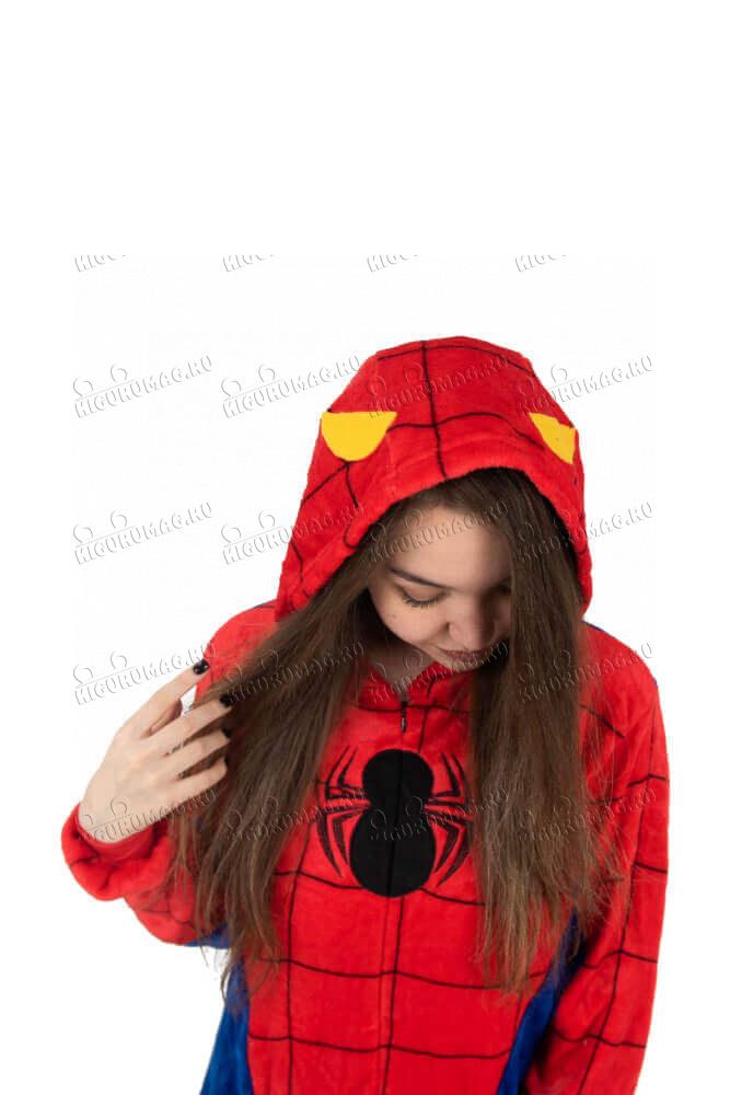 Кигуруми Человек паук / Спайдермен - 15
