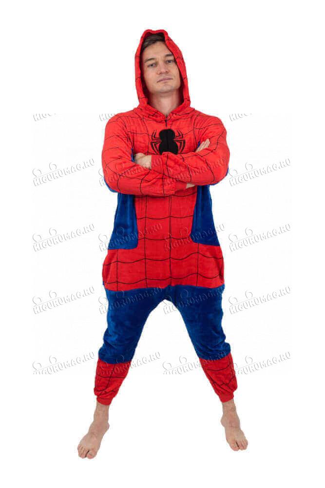 Кигуруми Человек паук / Спайдермен - 3