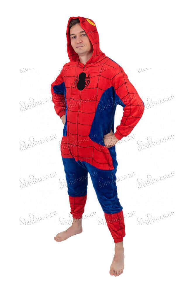 Кигуруми Человек паук / Спайдермен - 6