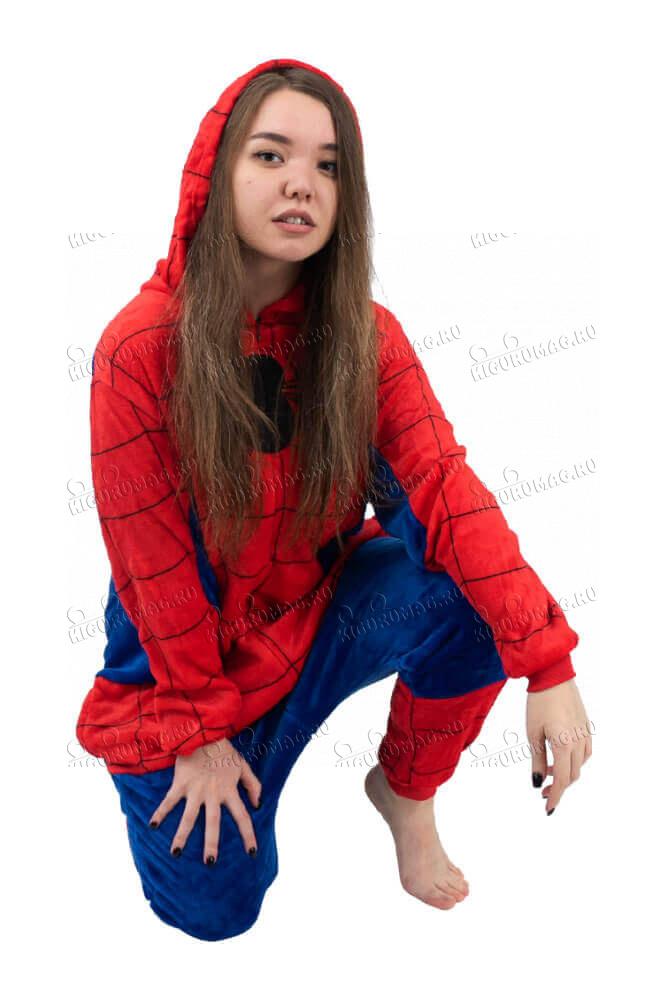 Кигуруми Человек паук / Спайдермен - 13