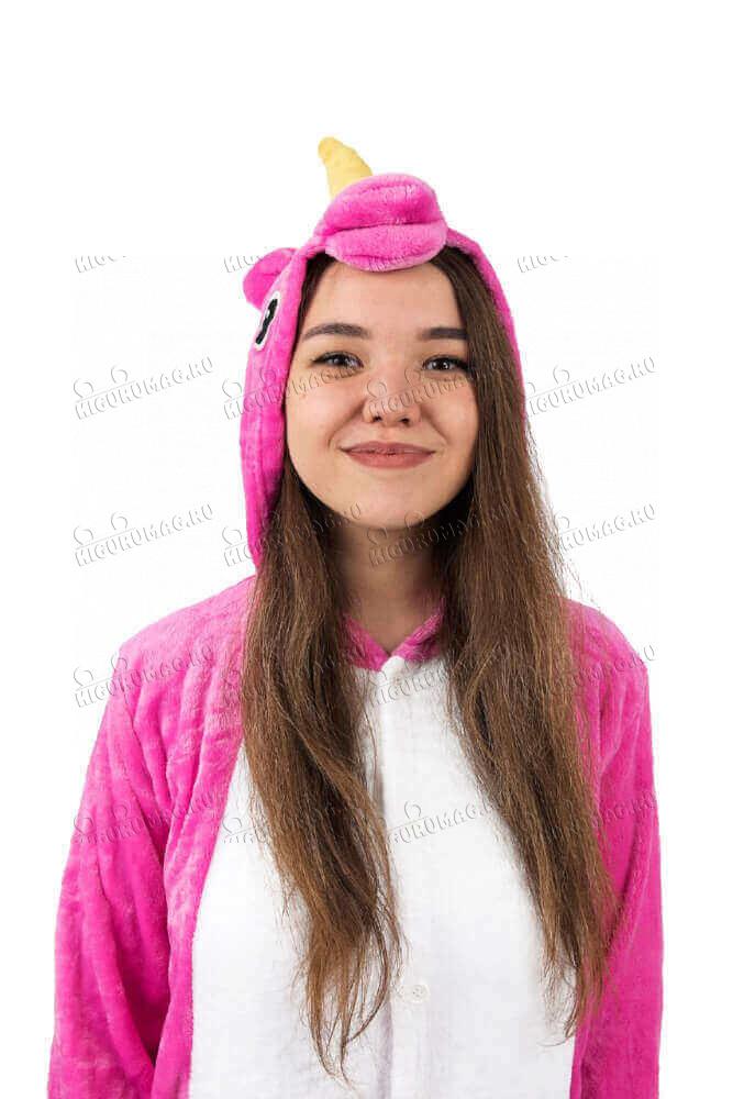 Кигуруми Единорог Розовый - 6