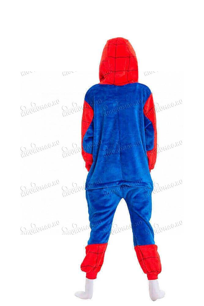 Кигуруми Человек-паук - 6