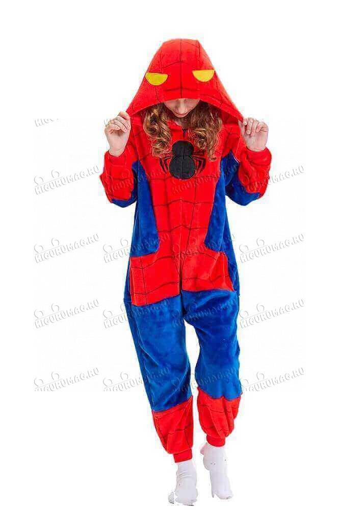 Кигуруми Человек-паук - 4