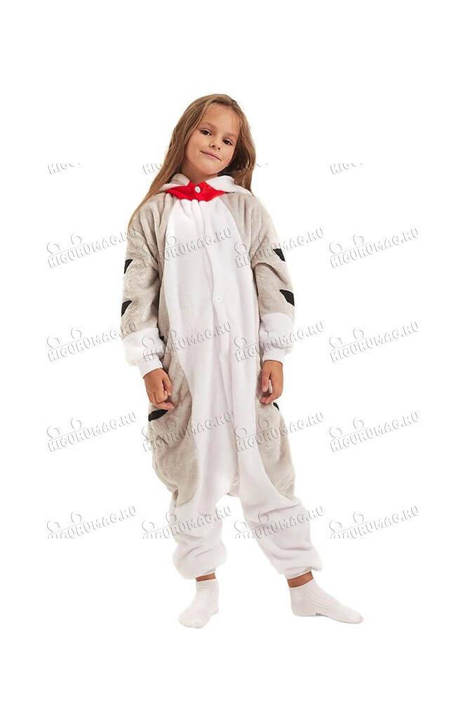 Кигуруми детский Котёнок Чи - 3