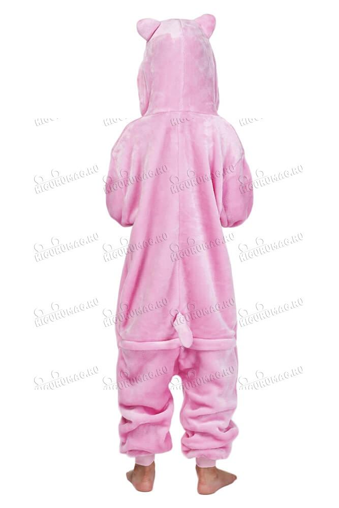 Кигуруми детский Свинка - 7