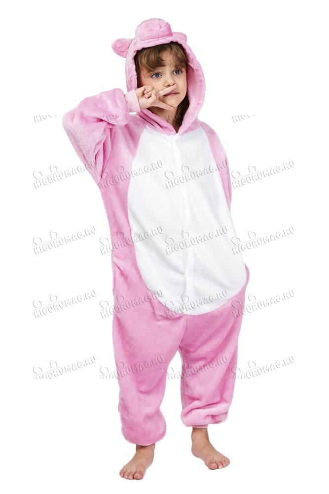 Кигуруми детский Свинка - 6