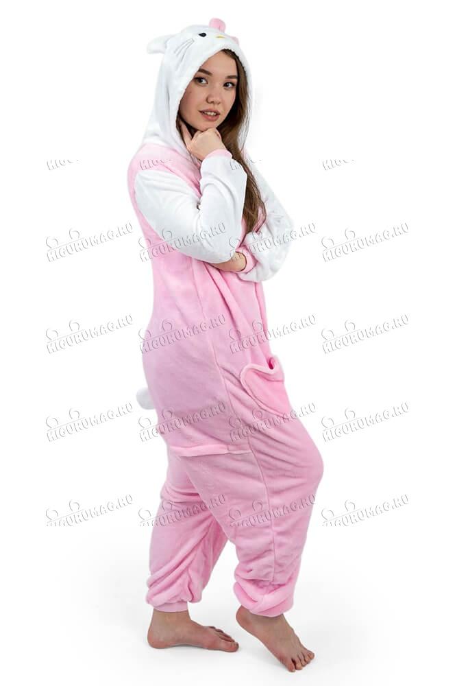 Кигуруми Hello Kitty розовый - 4