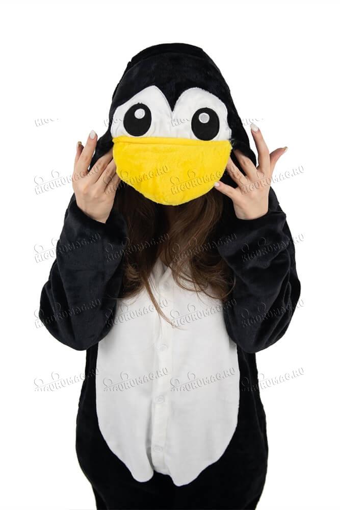 Кигуруми Пингвин - 14
