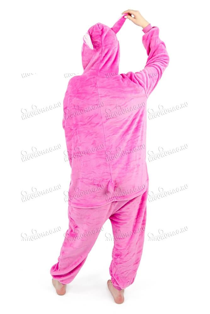 Кигуруми Розовый Стич - 5