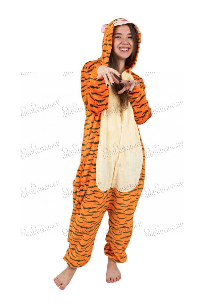 Кигуруми Тигр - 8