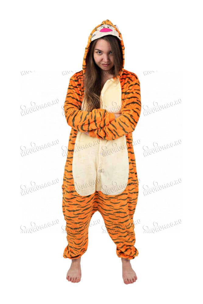 Кигуруми Тигр - 10
